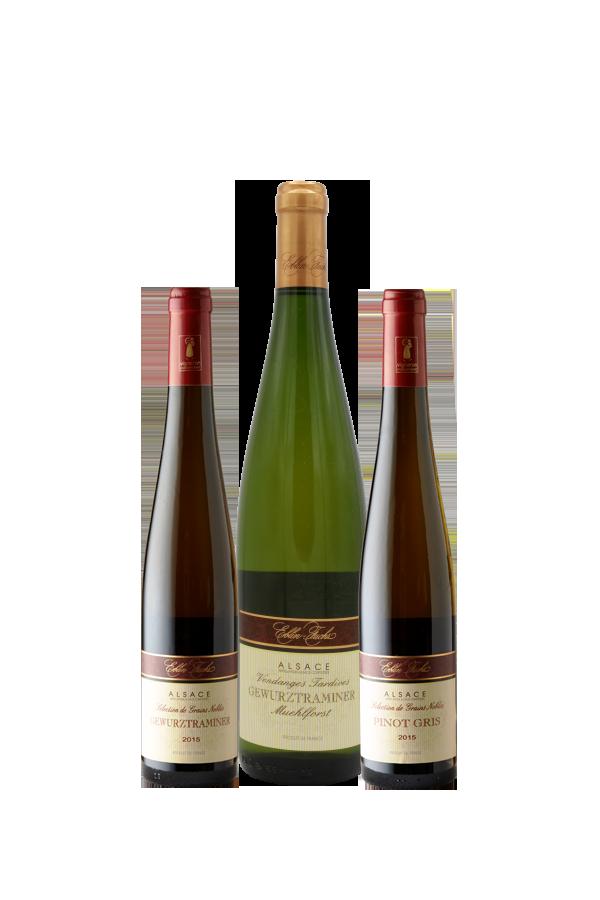 Vendanges Tardives Vins Liquoreux